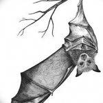 фото Эскизы тату летучая мышь от 11.04.2018 №030 - Sketches bat tattoo - tattoo-photo.ru