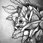 фото Эскизы тату летучая мышь от 11.04.2018 №042 - Sketches bat tattoo - tattoo-photo.ru