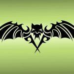 фото Эскизы тату летучая мышь от 11.04.2018 №043 - Sketches bat tattoo - tattoo-photo.ru