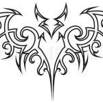 фото Эскизы тату летучая мышь от 11.04.2018 №046 - Sketches bat tattoo - tattoo-photo.ru