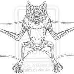 фото Эскизы тату летучая мышь от 11.04.2018 №057 - Sketches bat tattoo - tattoo-photo.ru