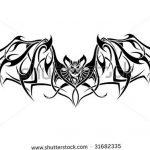 фото Эскизы тату летучая мышь от 11.04.2018 №077 - Sketches bat tattoo - tattoo-photo.ru