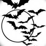 фото Эскизы тату летучая мышь от 11.04.2018 №089 - Sketches bat tattoo - tattoo-photo.ru