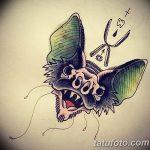 фото Эскизы тату летучая мышь от 11.04.2018 №109 - Sketches bat tattoo - tattoo-photo.ru
