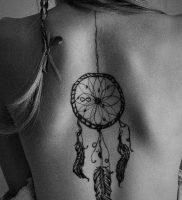 фото тату Ловец снов от 15.04.2018 №117 — tattoo Dream catcher — tattoo-photo.ru