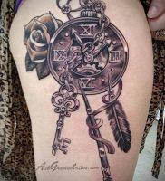 фото тату Ловец снов от 15.04.2018 №121 — tattoo Dream catcher — tattoo-photo.ru