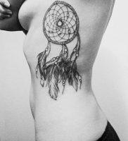 фото тату Ловец снов от 15.04.2018 №123 — tattoo Dream catcher — tattoo-photo.ru