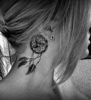 фото тату Ловец снов от 15.04.2018 №124 — tattoo Dream catcher — tattoo-photo.ru