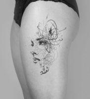 фото тату геометрия от 11.04.2018 №112 — tattoo geometry — tattoo-photo.ru