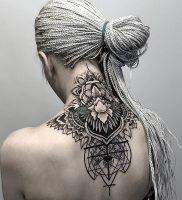 фото тату геометрия от 11.04.2018 №114 — tattoo geometry — tattoo-photo.ru