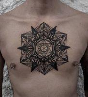 фото тату геометрия от 11.04.2018 №119 — tattoo geometry — tattoo-photo.ru