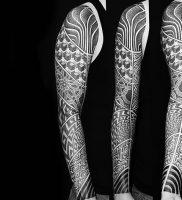 фото тату геометрия от 11.04.2018 №124 — tattoo geometry — tattoo-photo.ru