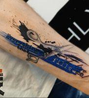 фото тату ножницы от 27.03.2018 №081 — tattoo scissors — tattoo-photo.ru
