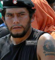 фото тату Че Гевара от 27.04.2018 №018 — tattoo Che Guevara — tattoo-photo.ru