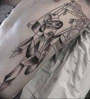 фото тату марионетка с нитками от 26.04.2018 №003 — tattoo puppet with — tattoo-photo.ru