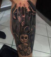 фото тату марионетка с нитками от 26.04.2018 №012 — tattoo puppet with — tattoo-photo.ru
