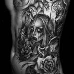 фото тату марионетка с нитками от 26.04.2018 №036 - tattoo puppet with - tattoo-photo.ru