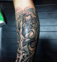 фото тату молния от 26.04.2018 №001 — lightning tattoo — tattoo-photo.ru