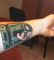 фото тату пуля от 06.04.2018 №006 — bullet tattoo — tattoo-photo.ru