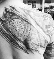 фото тату пуля от 06.04.2018 №013 — bullet tattoo — tattoo-photo.ru