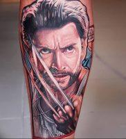 фото тату росомаха от 27.04.2018 №019 — Wolverine tattoo — tattoo-photo.ru