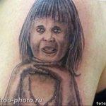 фото неудачной тату (партак) 23.12.2018 №036 - photo unsuccessful tattoo - tattoo-photo.ru