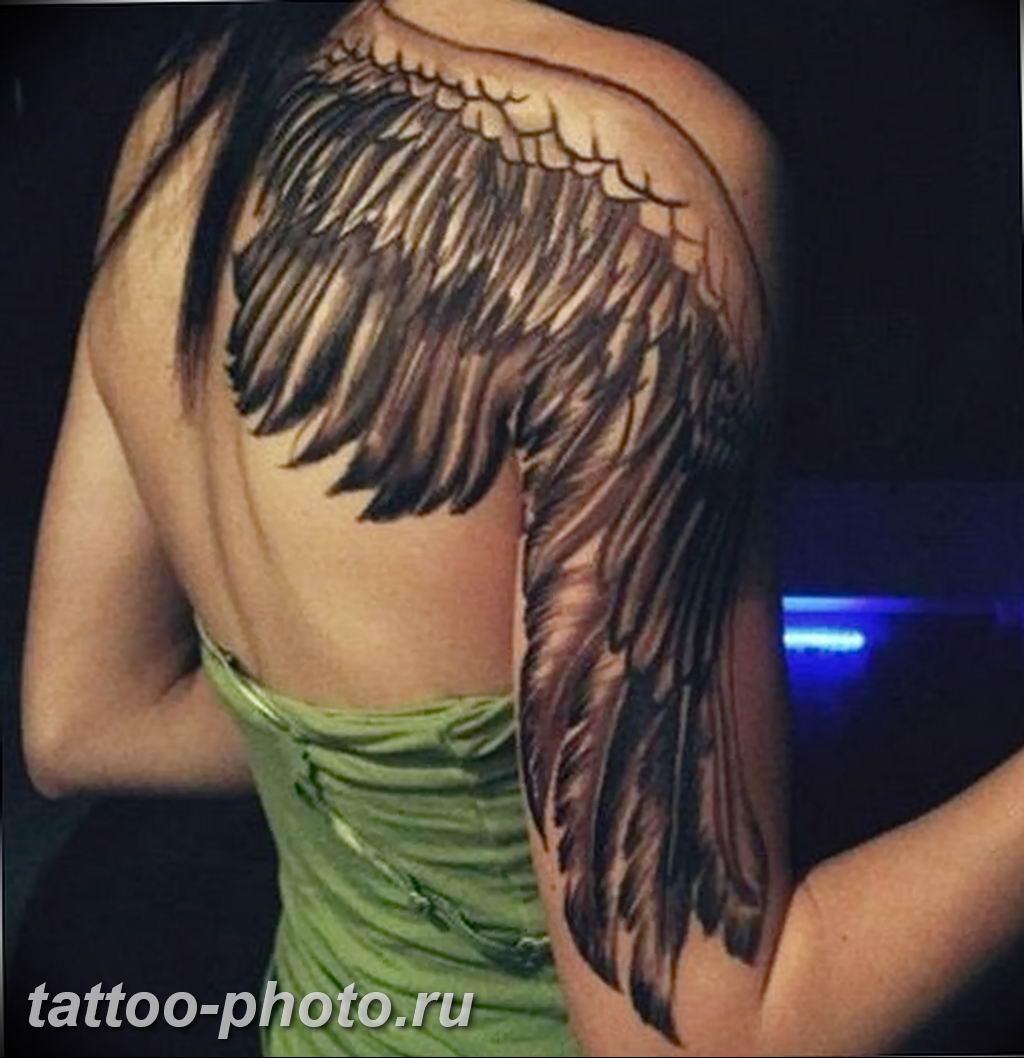 тату крылья ангела фото анастасии ковалевой менее