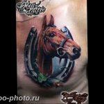 фото тату лошадь 24.12.2018 №104 - photo horse tattoo - tattoo-photo.ru