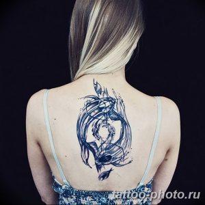 Фото рисунка тату Инь-Янь 08.11.2018 №035 - photo tattoo Yin-Yang - tattoo-photo.ru