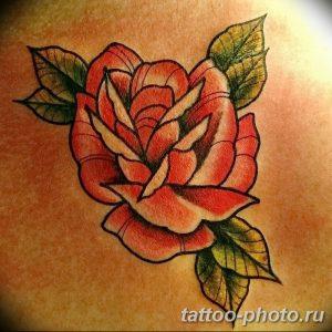 Фото рисунка тату камелия 24.11.2018 №022 - photo tattoo camellia - tattoo-photo.ru