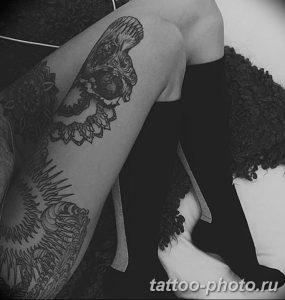 Фото рисунка тату череп 24.11.2018 №073 - photo tattoo skull - tattoo-photo.ru