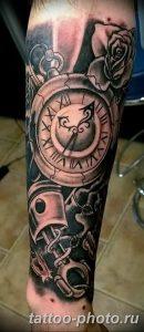 Фото рисунка тату череп 24.11.2018 №174 - photo tattoo skull - tattoo-photo.ru