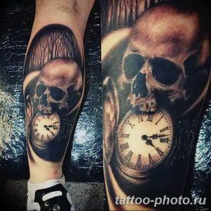 Фото рисунка тату череп 24.11.2018 №179 - photo tattoo skull - tattoo-photo.ru