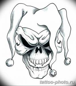 Фото рисунка тату череп 24.11.2018 №297 - photo tattoo skull - tattoo-photo.ru