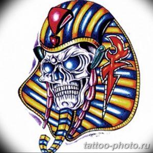 Фото рисунка тату череп 24.11.2018 №437 - photo tattoo skull - tattoo-photo.ru