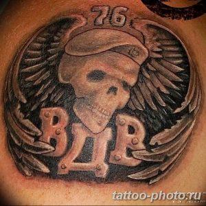 Фото рисунка тату череп 24.11.2018 №471 - photo tattoo skull - tattoo-photo.ru