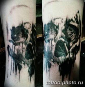 Фото рисунка тату череп 24.11.2018 №487 - photo tattoo skull - tattoo-photo.ru