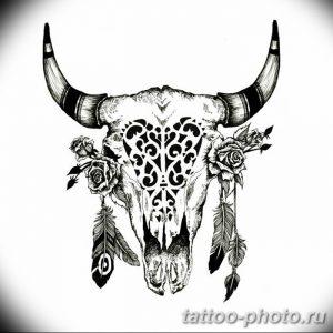 Фото рисунка тату череп 24.11.2018 №544 - photo tattoo skull - tattoo-photo.ru