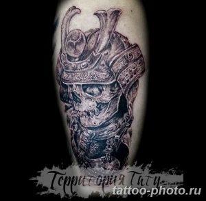 Фото рисунка тату череп 24.11.2018 №578 - photo tattoo skull - tattoo-photo.ru
