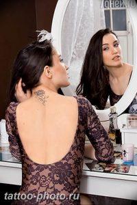 фото Тату Ляйсан Утяшевой 22.12.2018 №006 - tattoo Laysan Utyasheva - tattoo-photo.ru