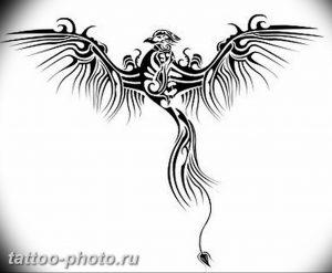 фото идеи тату феникс 18.12.2018 №335 - photo ideas tattoo phoenix - tattoo-photo.ru