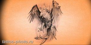 фото идеи тату феникс 18.12.2018 №398 - photo ideas tattoo phoenix - tattoo-photo.ru