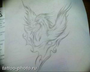 фото идеи тату феникс 18.12.2018 №649 - photo ideas tattoo phoenix - tattoo-photo.ru
