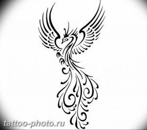 фото идеи тату феникс 18.12.2018 №656 - photo ideas tattoo phoenix - tattoo-photo.ru