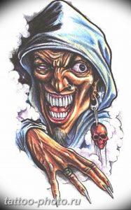 фото идея тату дьявол 18.12.2018 №144 - photo idea tattoo devil - tattoo-photo.ru