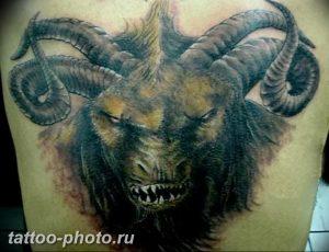 фото идея тату дьявол 18.12.2018 №189 - photo idea tattoo devil - tattoo-photo.ru