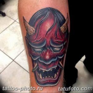 фото идея тату дьявол 18.12.2018 №299 - photo idea tattoo devil - tattoo-photo.ru