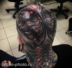 фото идея тату дьявол 18.12.2018 №333 - photo idea tattoo devil - tattoo-photo.ru