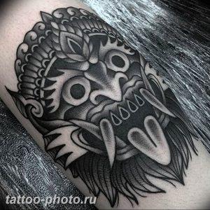 фото идея тату дьявол 18.12.2018 №366 - photo idea tattoo devil - tattoo-photo.ru