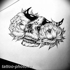 фото идея тату дьявол 18.12.2018 №394 - photo idea tattoo devil - tattoo-photo.ru